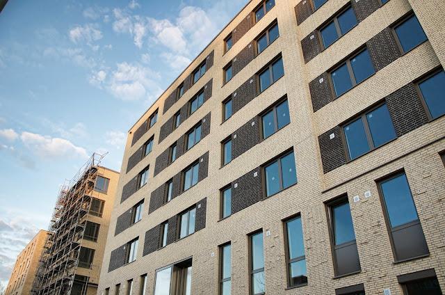 Baustelle PAX IN THE CITY, Wohnhaus, Bernauer Straße 67, 13355 Berlin, 16.04.2014