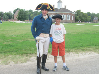 Colonial Williamsburg - Napolean