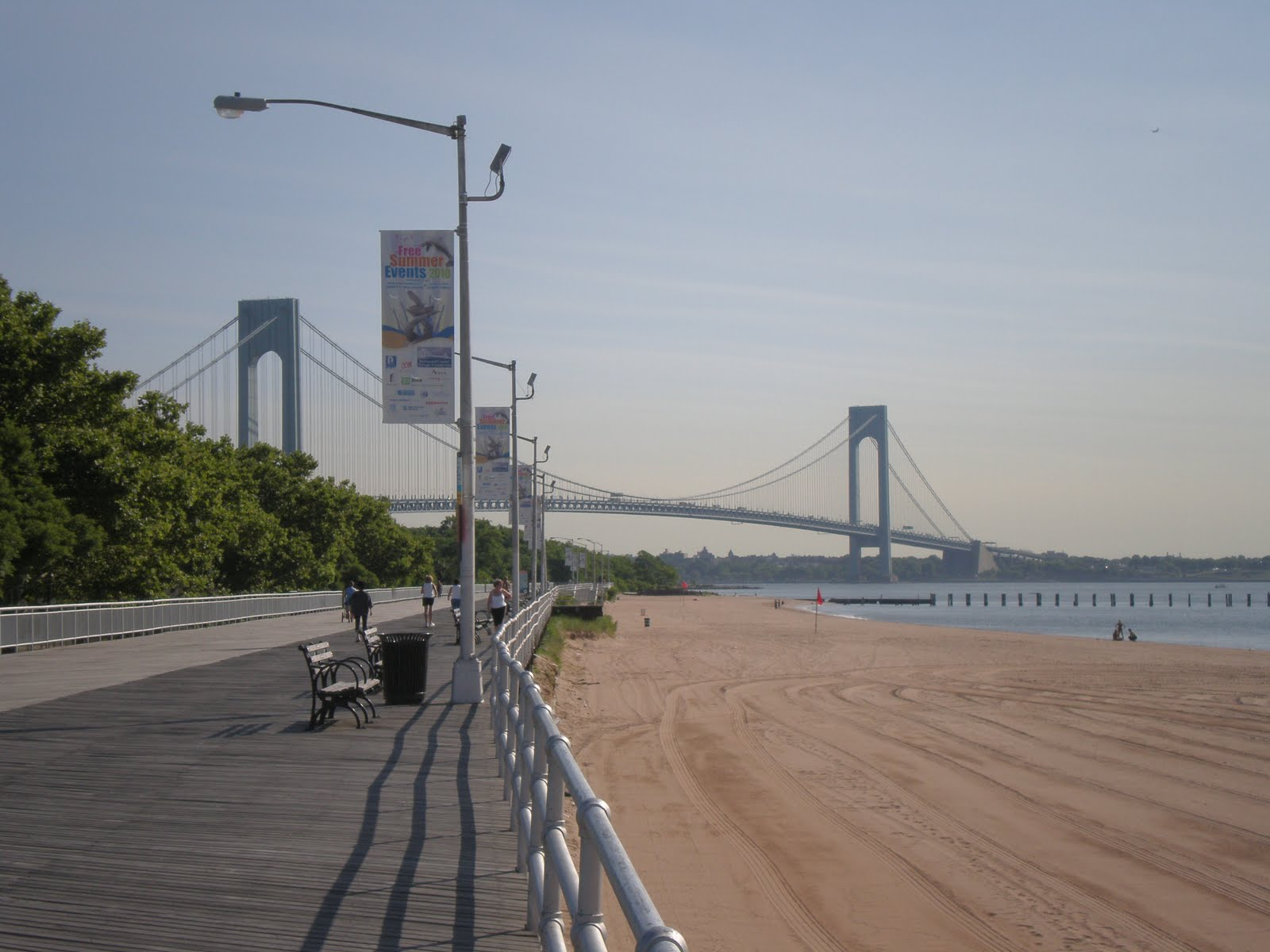 Harleyslist new york staten island verrazano bridge for Staten island fishing
