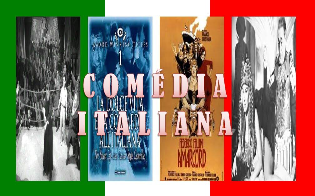Comédia Italiana