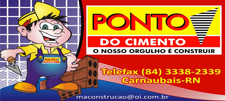 PONTO DO CIMENTO