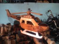 miniatur helikopter