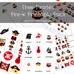 http://creativebugger.com/pirates-pack/