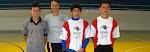 Grupo e Pontuação do Futsal Infantil Masculino