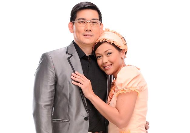 Jodi Sta. Maria and Richard Yap Star in 'Be Careful with My Heart'