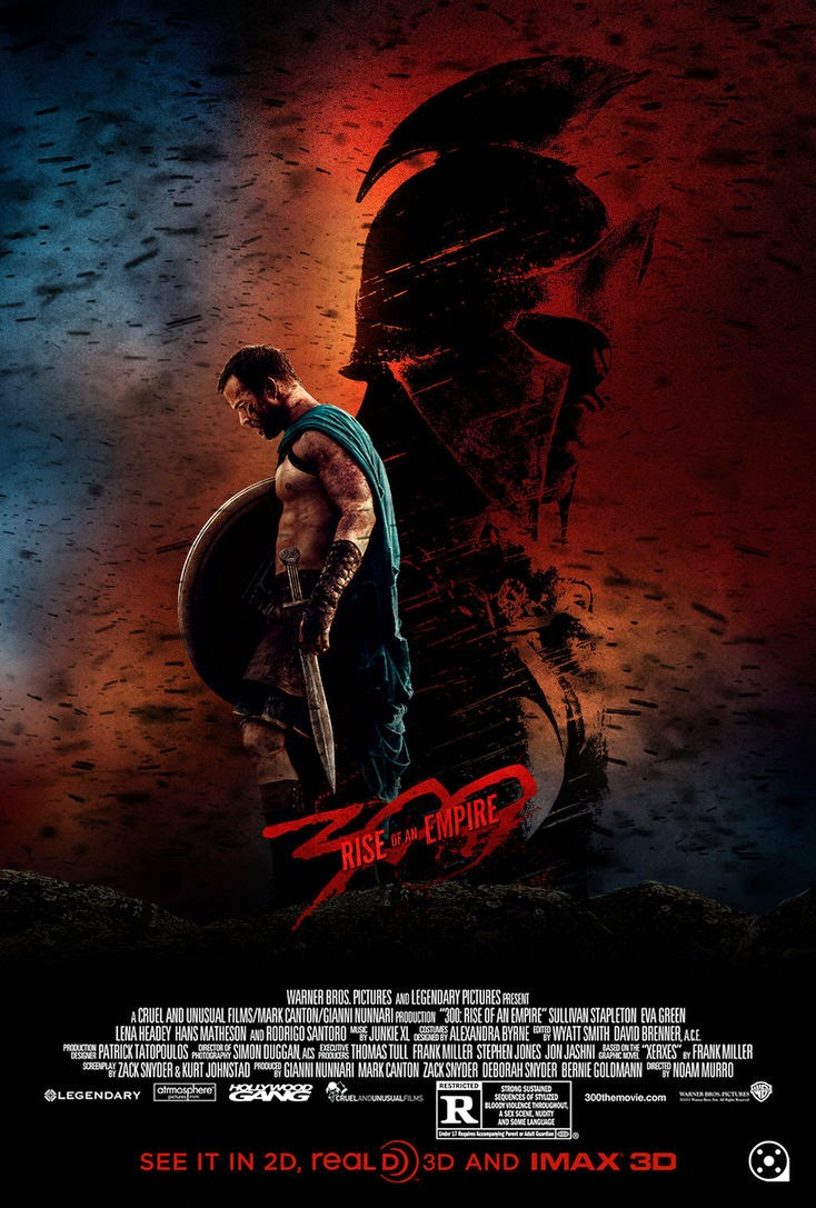 300: Đế Chế Trổi Dậy|| 300: Rise Of An Empire