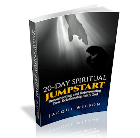 20-Day Spiritual Jumpstart
