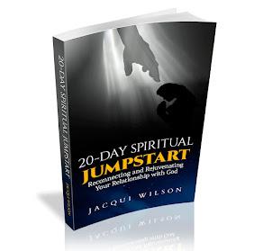 20-Day Spiritual Jumpstart