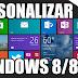 Personaliza Windows 8.1 al Máximo 2016