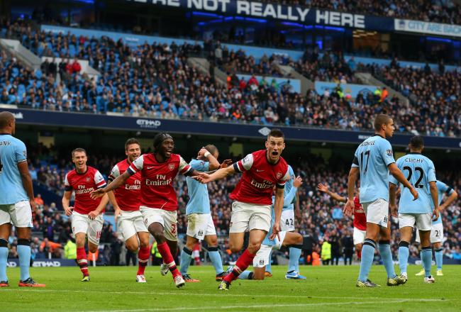 Alternatif Biss Key Bein 1,3 Arsenal vs Manchester City