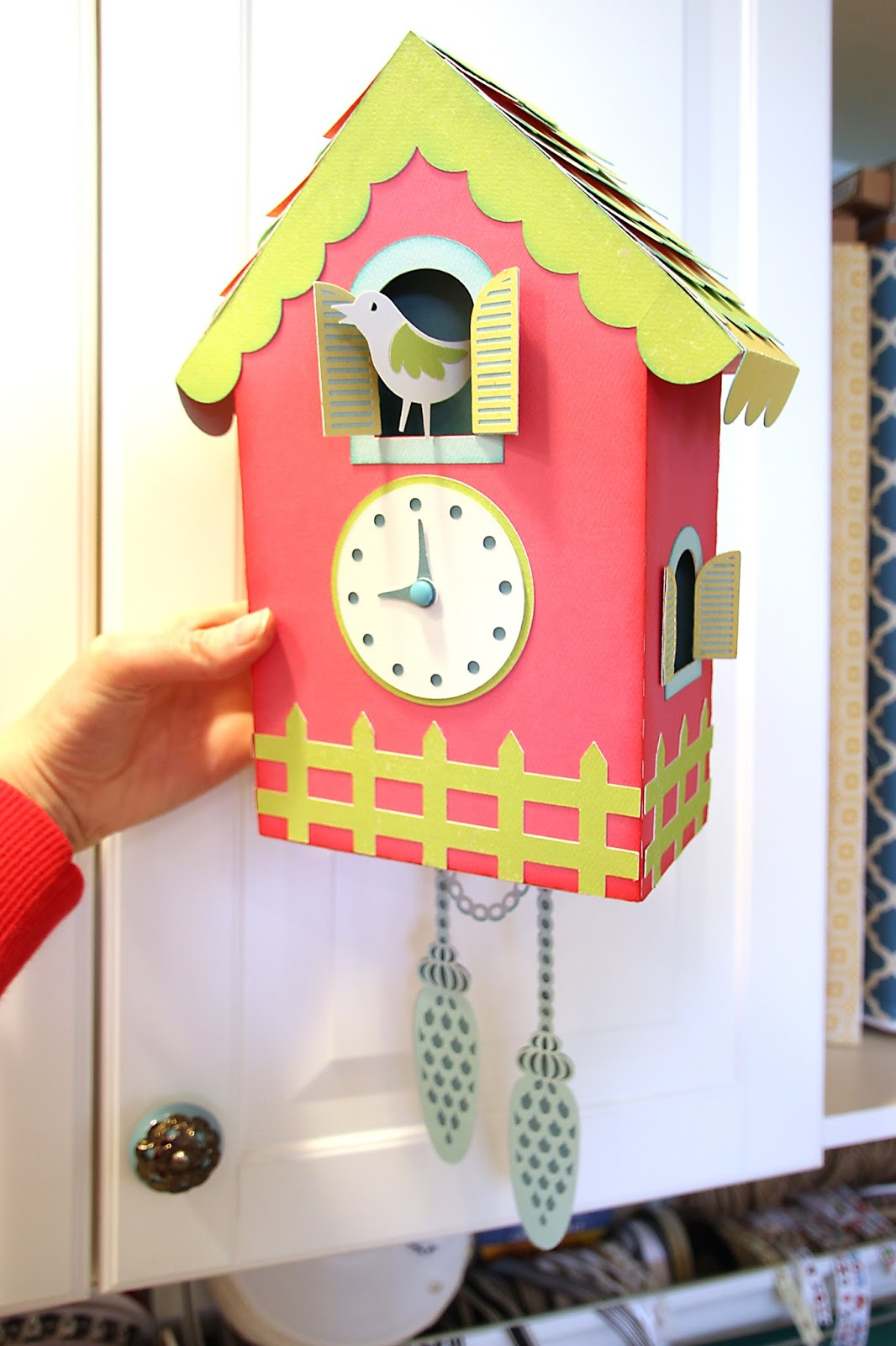 Samantha walker 39 s imaginary world part 2 cuckoo clock How to make a cuckoo clock