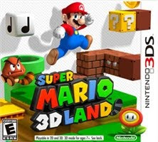 Super Mario 3D   Nintendo 3DS