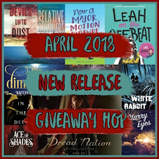 April New Release Giveaway!