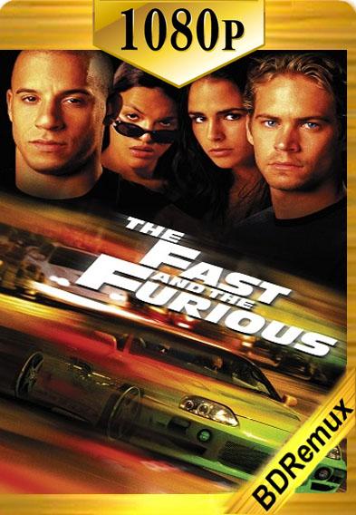 Rápido y Furioso (2001) Remux [1080p] [GoogleDrive]