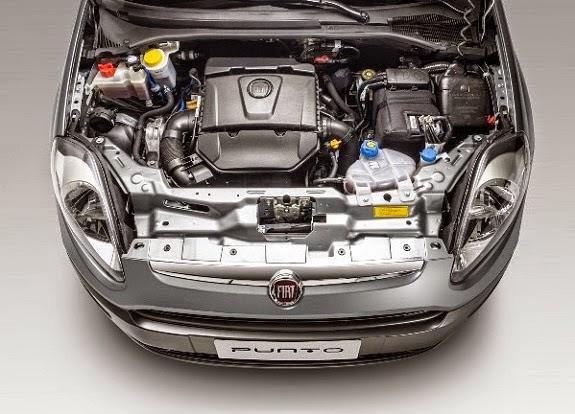 Fiat Punto fica mais caro na linha 2015