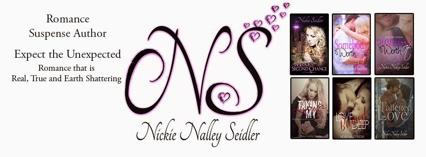 Author Nickie Nalley Seidler