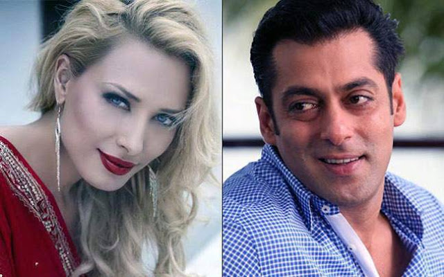 Salman Khan's girlfriend Iulia Vantur