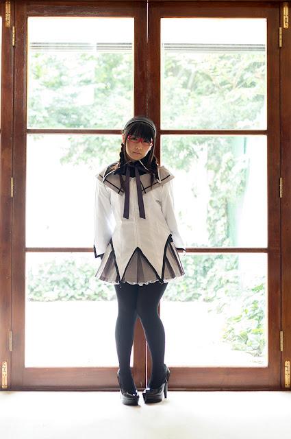 愛須心亜 Aisu Kokoa Akemi Homura Cosplay