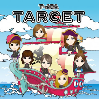 T-ara - TARGET (Japanese Single)