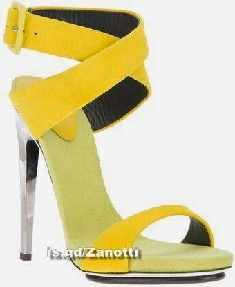 Giuseppe Zanotti womens bridal shoes