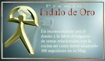 Premio indalo de Oro