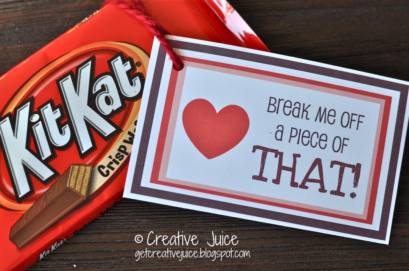 PRINTABLE} free valentine\'s printable - Creative Juice