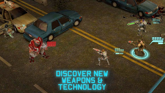 XCOM Enemy Unknown free android game