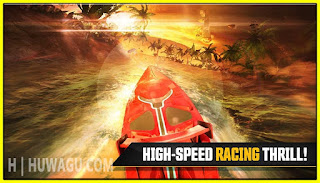 Driver Speedboat Paradise v1.5.1 MOD APK + DATA (Unlimited Money)