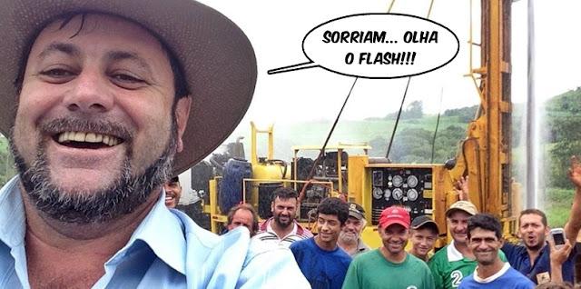 Nova Cantu: O prefeito e a selfie - Parte V