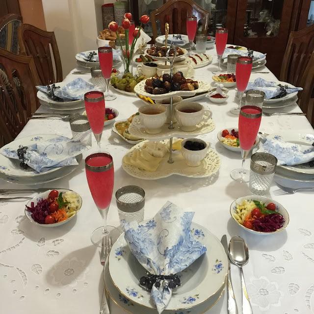 iftar sofraları