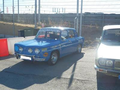 Renault, 8, TS