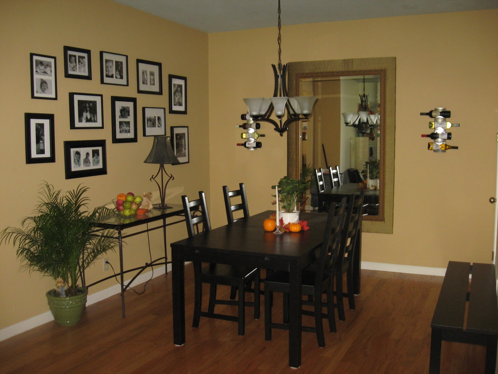 Dining Room: Before And After