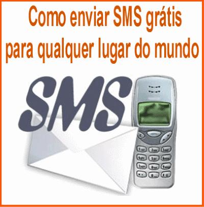 Como enviar SMS grátis para qualquer lugar do mundo