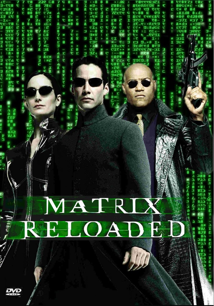 Matrix Reloaded – Dublado (2003)