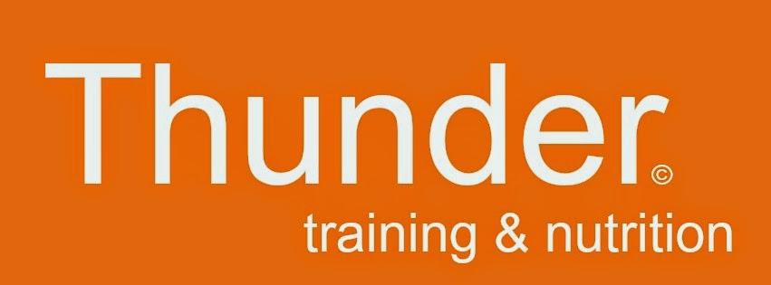 Yhteistyössä THUNDER training & nutrition