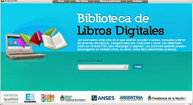 BIBLIOTECA DIGITAL EDUC.AR