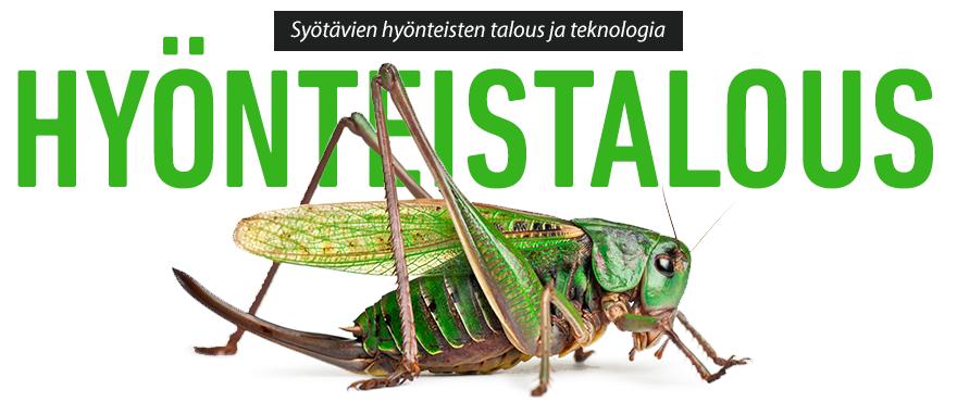 Syötävien hyönteisten talous ja teknologia