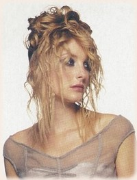 Half Up Half Down Prom Hairstyles Pictures