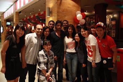 Shahrukh Khan in Malaysia