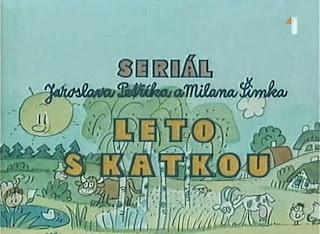 Лето с Катькой / Leto s Katkou / Summer with Kate.