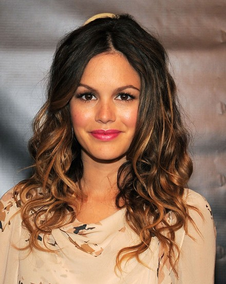 Celebrity Ombre Hairstyle - Rachel Bilson