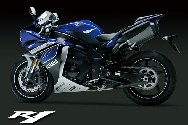 New Yamaha YZF R1 2014