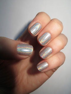 Layla Mercury Twilight holographic polish