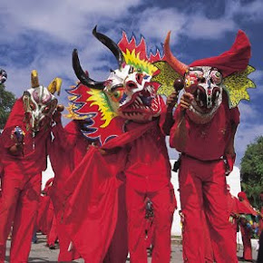 Patrimonio Cultural De Venezuela Diablos Danzantes de Corpus Christi