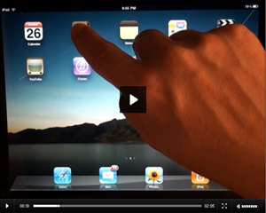 Ipad Video Lessons - Big Seller! Now 75% Commission!!
