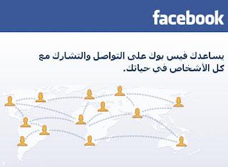 الفيسبوك|Facebook .. خطوة بخطوة