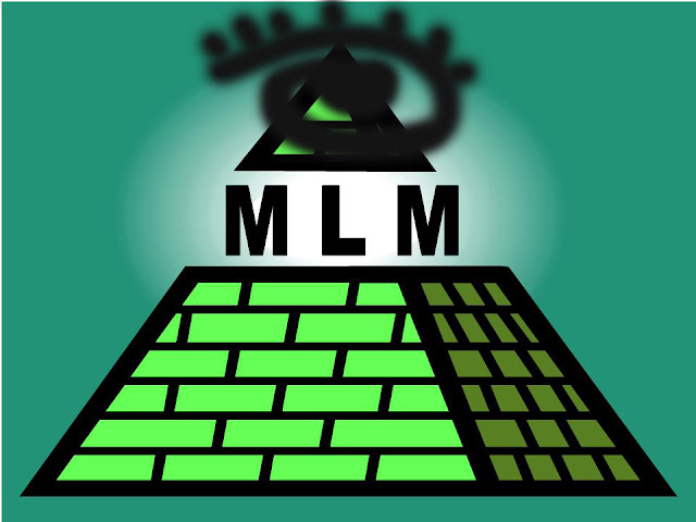 MLM piramid