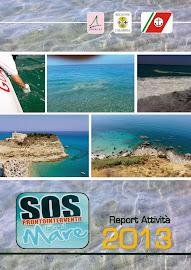 ARPACAL SOS MARE 2013
