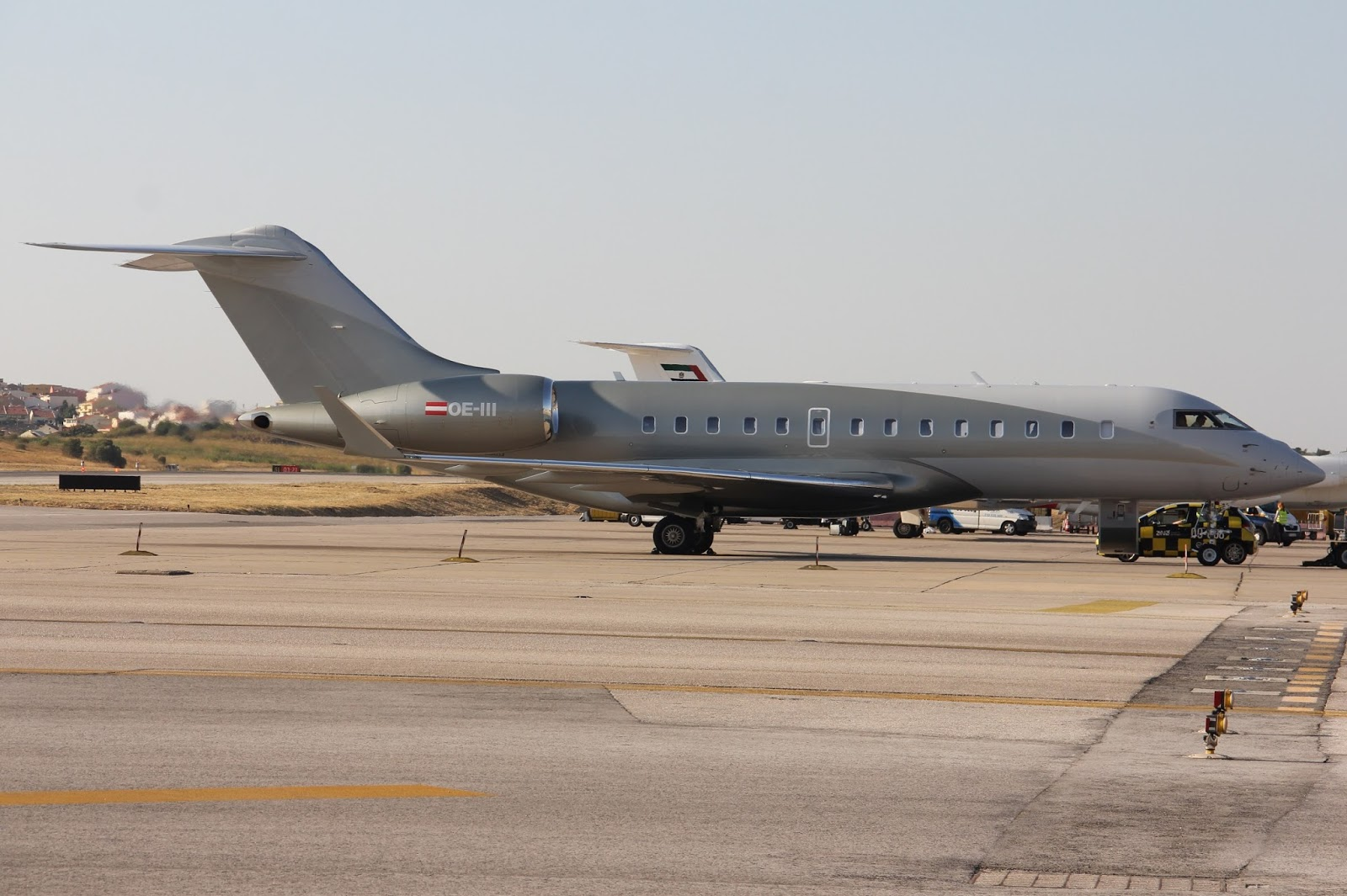 Jet Privato Lauda : Model niki lauda private jet pustcha