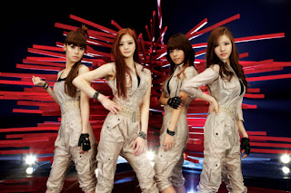 New Girl Group From South Korea